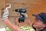 Akumulatorowa wiertarko wkrętarka udarowa Bosch